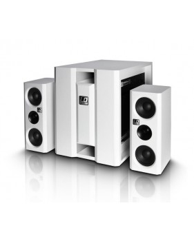 LD Systems - DAVE8 XSW (Blanc)