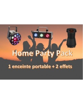 Home Party Pack
