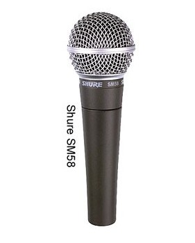 Shure - SM58LCE