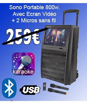 #1 Sono portable Video